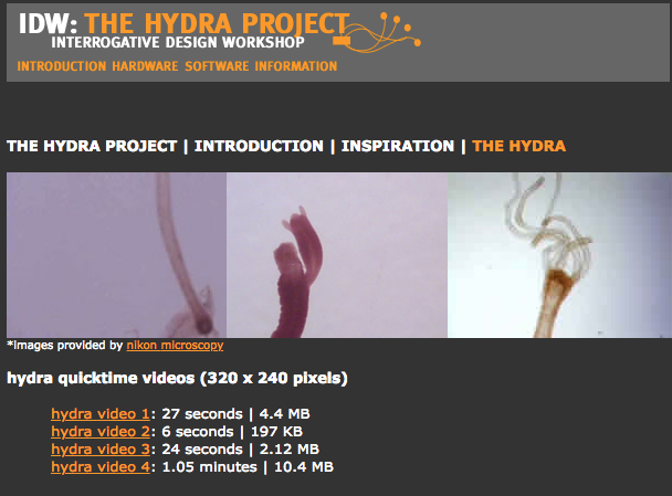 The Hydra Project