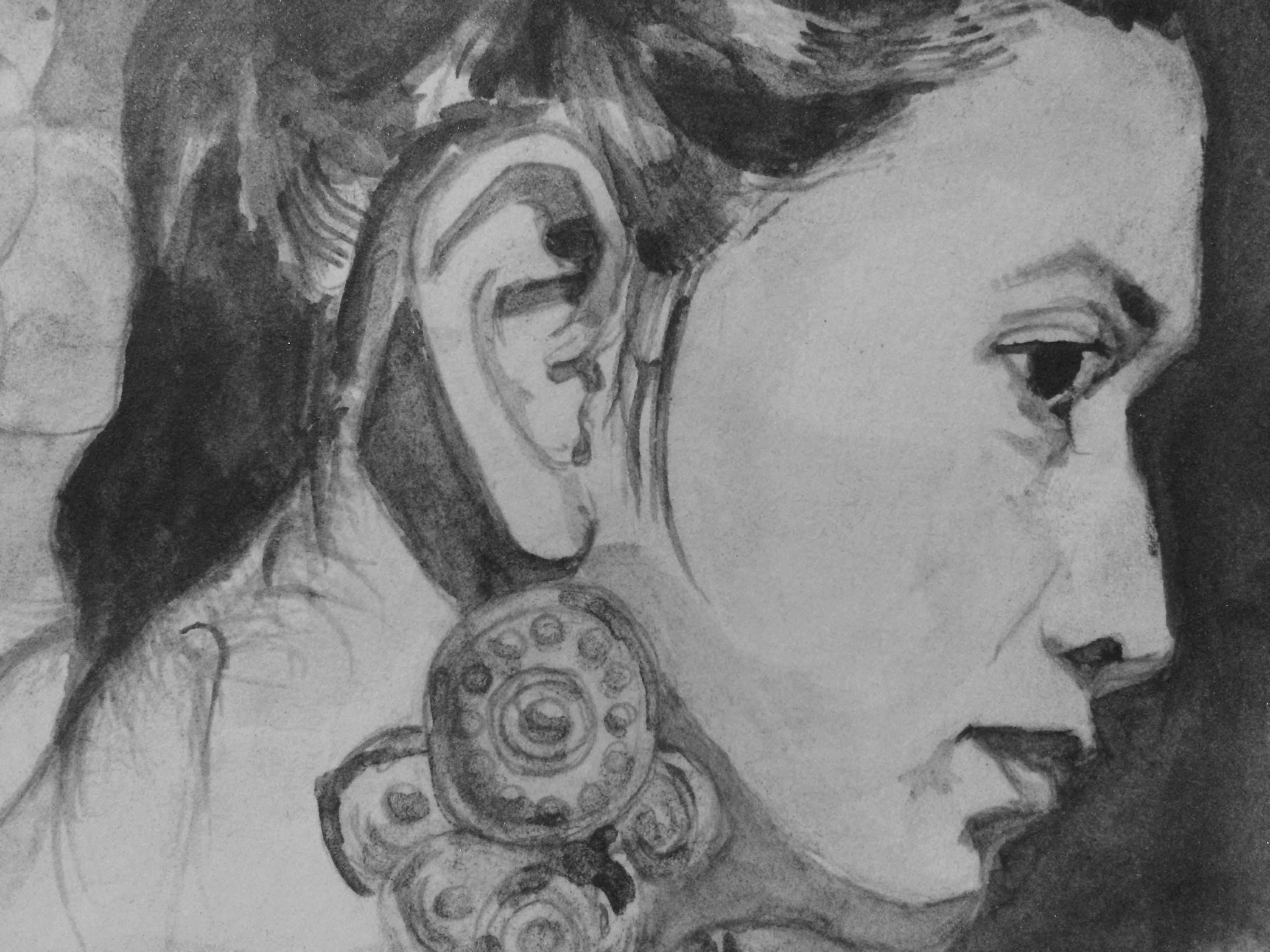 Portrait of Mai Nguyen